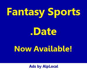 AlpLocal Fantasy Sports Mobile Ads