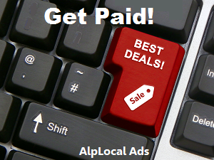 AlpLocal Get Paid Mobile Ads
