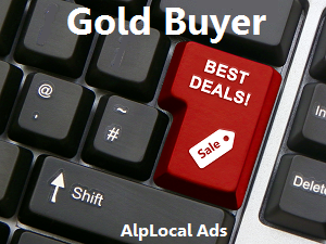 AlpLocal Gold Buyer Mobile Ads