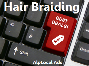 AlpLocal Braid Party Mobile Ads