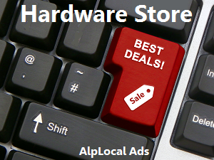 AlpLocal Local Hardware Store Mobile Ads