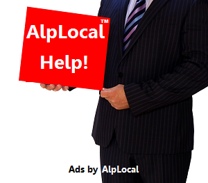 AlpLocal For Working People Mobile Ads