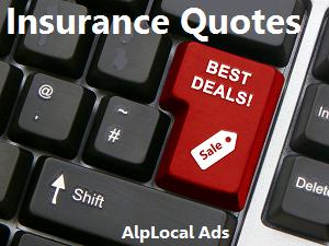 AlpLocal Insurance Quote Mobile Ads