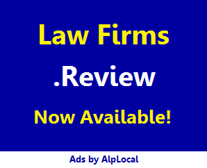 AlpLocal Law Firms Review Mobile Ads