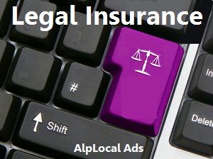 AlpLocal Legal Insurance Mobile Ads
