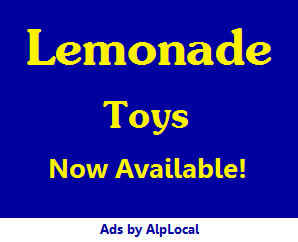 AlpLocal Lemonade Sex Toys Mobile Ads
