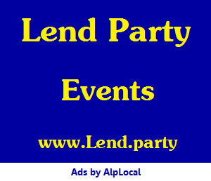 AlpLocal Lend Party Mobile Ads