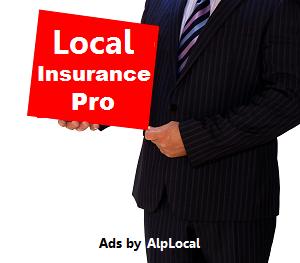 AlpLocal Local Insurance Pro Mobile Ads
