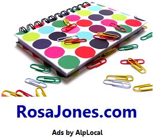 AlpLocal Rosa Jones Mobile Ads
