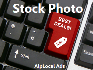 AlpLocal Stock Photo Mobile Ads