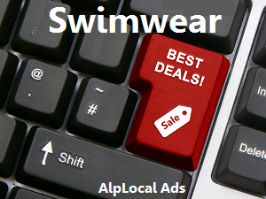AlpLocal Swimwear Mobile Ads
