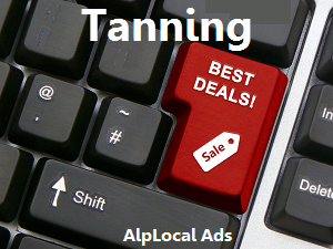 AlpLocal Tanning Mobile Ads
