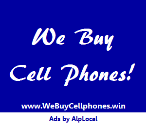 AlpLocal We Buy Cellphones Mobile Ads
