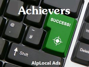 AlpLocal Achiever Mobile Ads