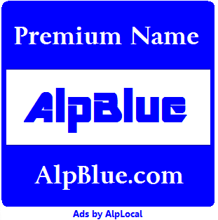 AlpLocal AlpBlue Mobile Ads