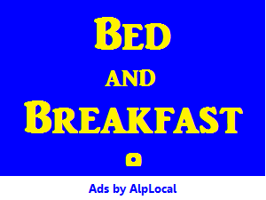 AlpLocal Bed and Breakfast Mobile Ads