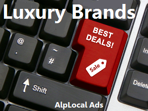 AlpLocal Luxury Brands Mobile Ads