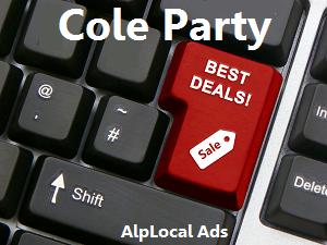 AlpLocal Cole Party