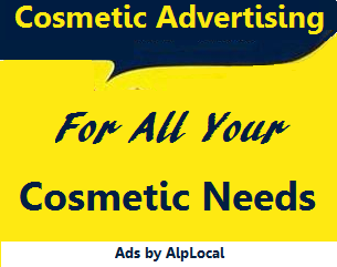 AlpLocal Cosmetic Advertising Mobile Ads