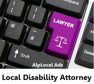 Local Disability Lawyer
