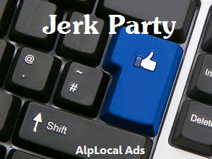 AlpLocal Jerk Party Mobile Ads