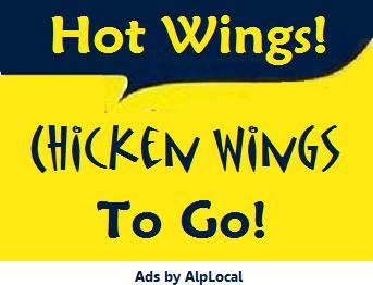 AlpLocal Local Wings Mobile Ads