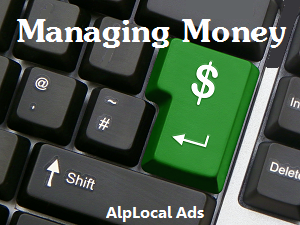 AlpLocal Managing Money Mobile Ads