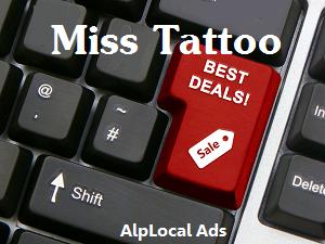 AlpLocal Miss Tattoo Mobile Ads