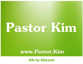 AlpLocal Pastor Kim Mobile Ads