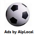 AlpLocal Soccer Games Mobile Ads