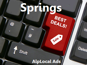 AlpLocal Springs Mobile Ads