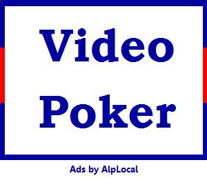 AlpLocal Video Poker Mobile Ads