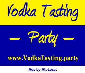 AlpLocal Vodka Tasting Mobile Ads