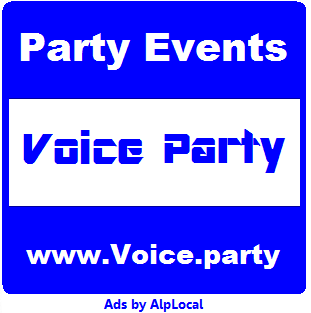 AlpLocal Voice Party Mobile Ads