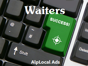 AlpLocal Waiters Mobile Ads