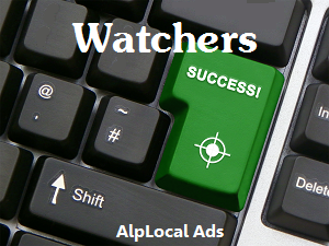 AlpLocal Watchers Mobile Ads