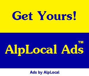 AlpLocal Get Your Mobile Ads
