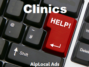 AlpLocal Clinics Mobile Ads