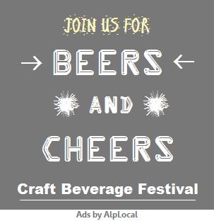 AlpLocal Craft Beverage Festival Mobile Ads