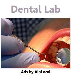 AlpLocal Dental Lab Mobile Ads