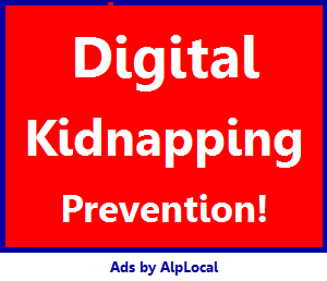 AlpLocal Digital Kidnapping Mobile Ads