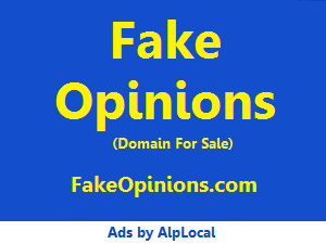 AlpLocal Fake Opinions Mobile Ads