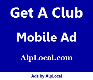 AlpLocal Get A Club Mobile Ads