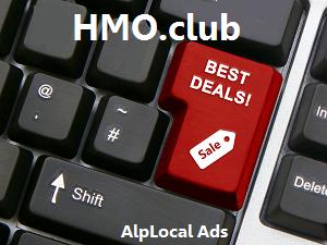 AlpLocal HMO Club Mobile Ads