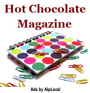 AlpLocal Hot Chocolate Magazine