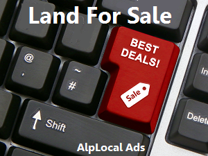 AlpLocal Land For Sale Mobile Ads
