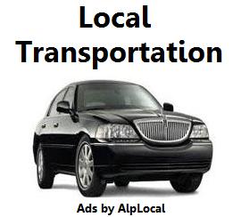 AlpLocal Local Transportation Mobile Ads