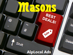 AlpLocal Masons Mobile Ads