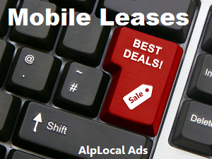 AlpLocal Mobile Leases Mobile Ads