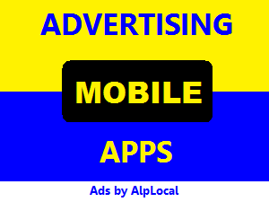 AlpLocal Mobile of Apps Mobile Ads